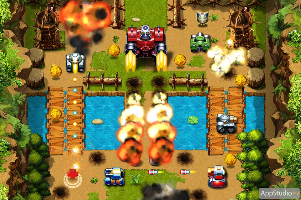 Tank Wars 2012