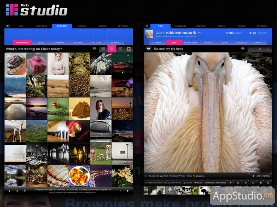 Flickr Studio