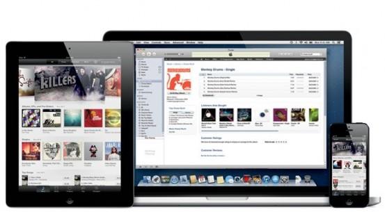 Отчётность iTunes Store за последний квартал
