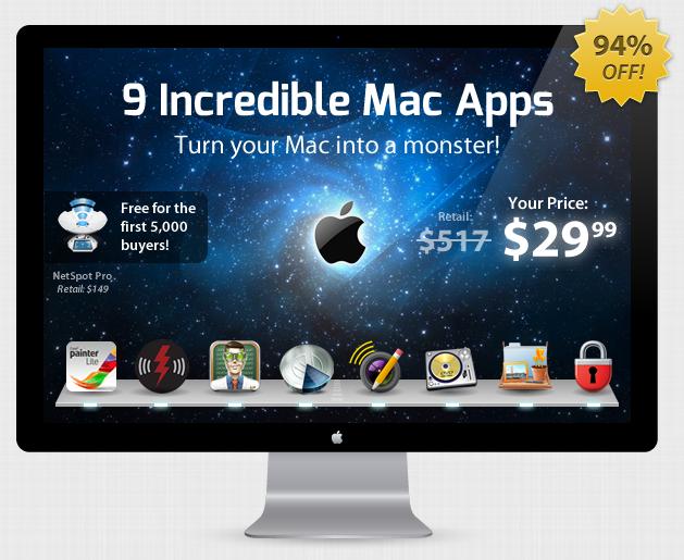 iStack Mac Bundle 3.0 – 9 программ для OS X стоимостью $517 за $29,99