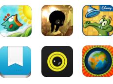 Скидки в честь пятилетия App Store