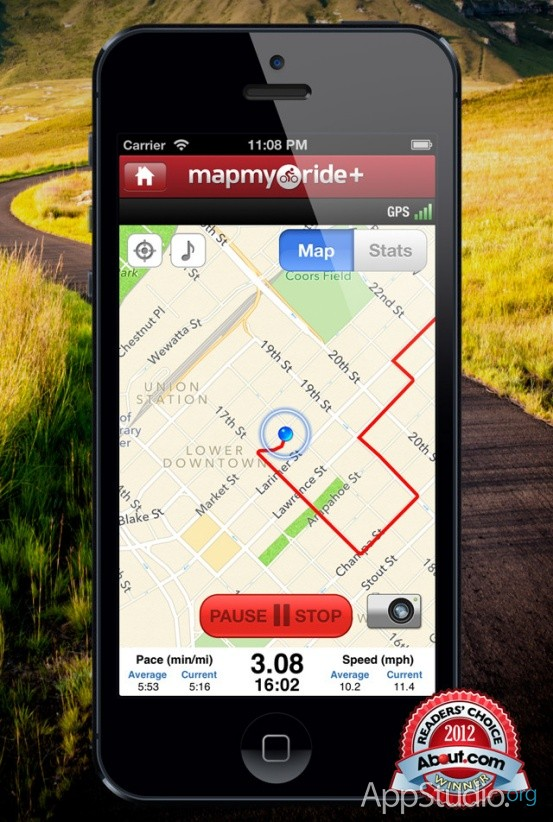 Map My Ride+