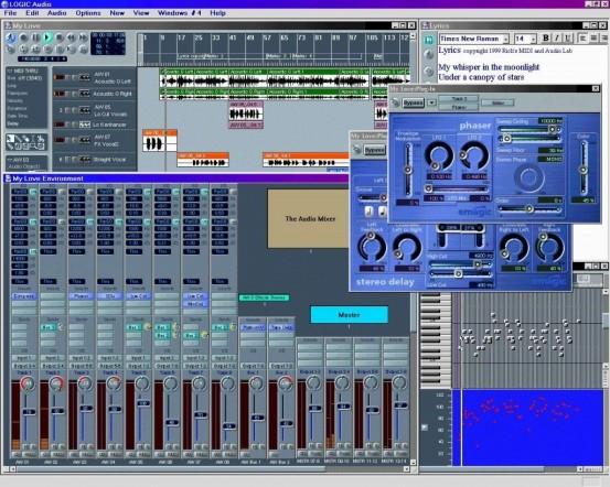 Последняя Windows-версия Logic под номером 5.5.1. Теперь для того, чтобы использовать Logic выше этой версии необходимо иметь компьютер Mac, Mac OS X в виртуальной машине или же устанавливать хакинтош.