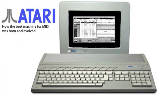 Atari SС1224 - один из представителей семейства Atari ST. Лучшая машина для работы с MIDI. Компьютер на основе процессора Motorola 68000 с ОЗУ от 512КБ и 3,5 дюймовым дисководом. Их применяли в студийной и концертной работе такие киты, как Queen, Жан-Мишель Жарр, Клаус Шульц, Tangerine Dream, Kraftwerk.