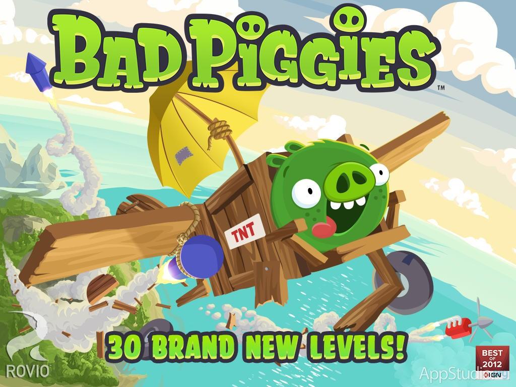 Bad Piggies HD