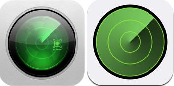 Find iphone app