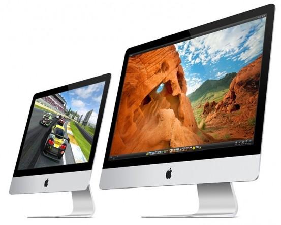 Новые iMac образца 2013 года