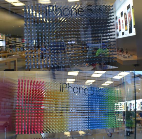 Стартовали продажи iPhone 5s и iPhone 5c