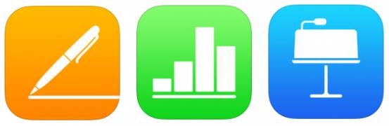 iWork для iOS