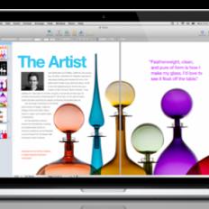 iWork для OS X
