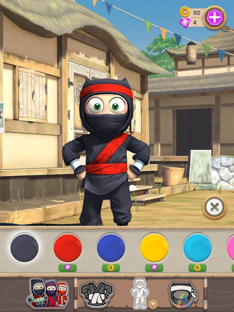 Скачать clumsy ninja на пк бесплатно