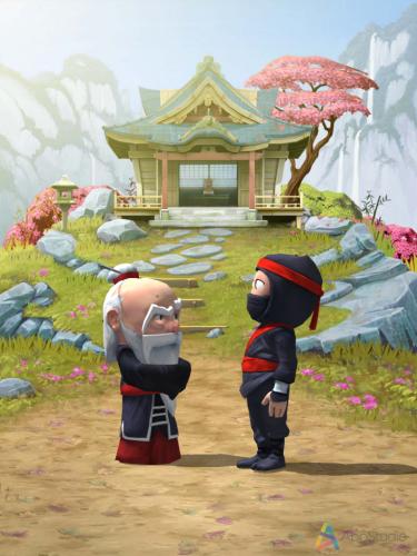 Clumsy Ninja (8)
