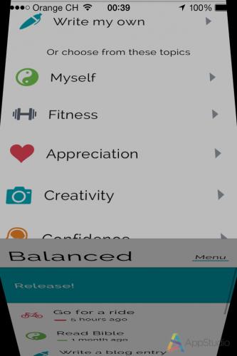 Balanced — Куб