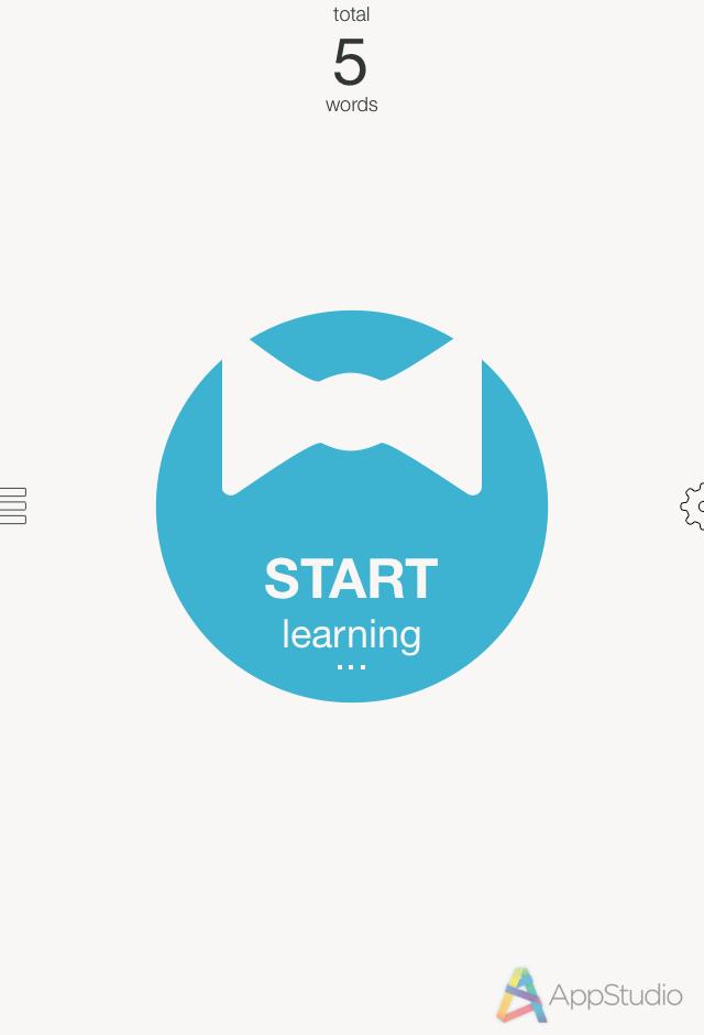 LangTux - множество методов изучения английских слов в одном приложении