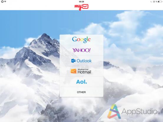 [App store> MyMail почтовый клиент с нужными возможностями