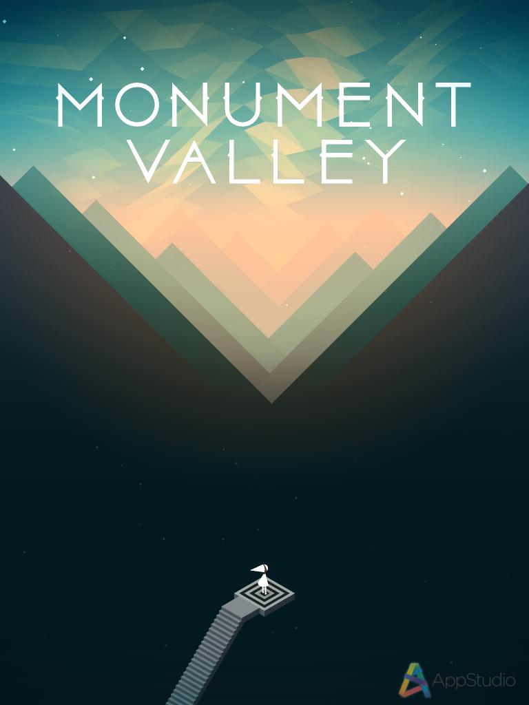 [App Store] Monument Valley – удивительно прекрасная головоломка
