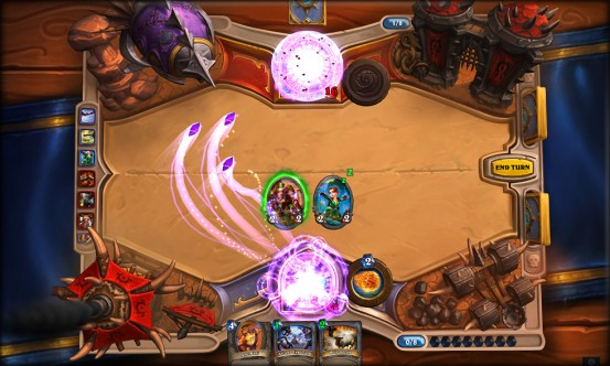 Hearthstone: Heroes of Warcraft стала доступна для iPad
