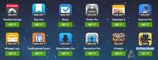StackUp iOS App Bundle - 12 приложений для iOS со скидкой