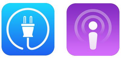 Новые версии приложений iTunes Connect и Подкасты