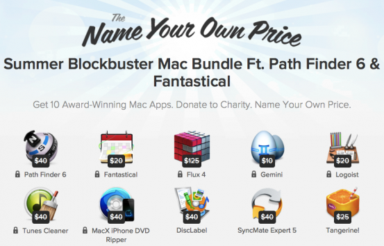 Summer Blockbuster Mac Bundle Ft. Path Finder 6 & Fantastical_nowm