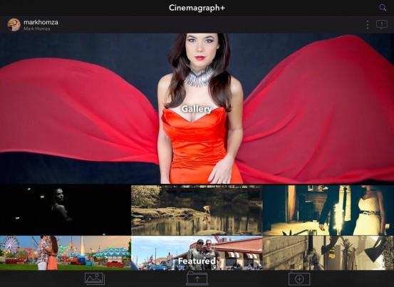 Flixel Cinemagraph+