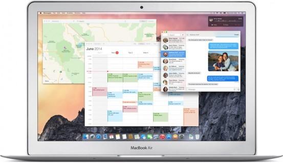 На каких Маках будет работать OS X Yosemite?