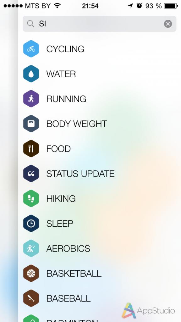 Приложения для фитнес браслетов ios