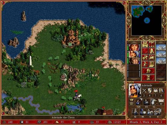 Heroes of Might & Magic III для iOS выйдут в конце января 2015