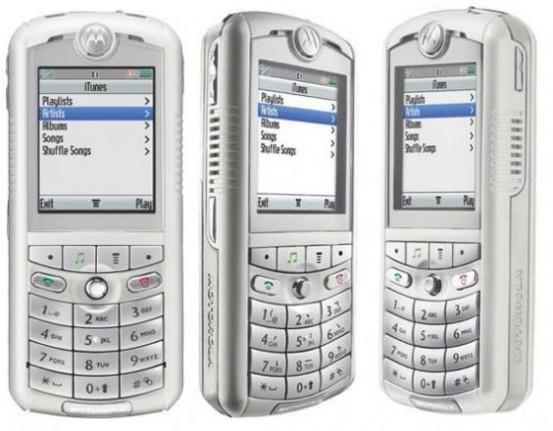Motorola-ROKR-E1