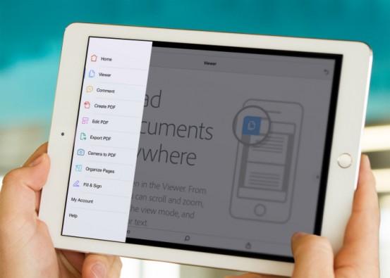 acrobat-dc-mobile-app-tools-view-on-ipad