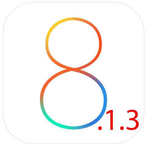 ios8.1.3