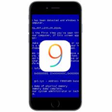 iOS 9 Bugs