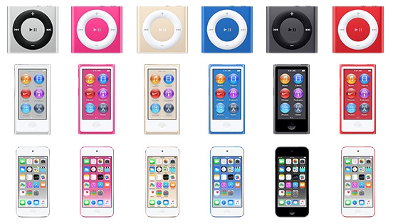 new-iPod-color-lineup