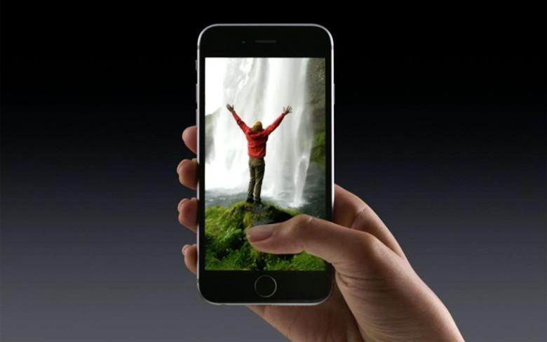 фото live iphone