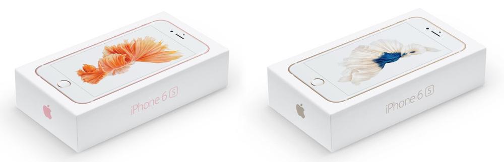 Айфон 6 коробка с рисунком или без
