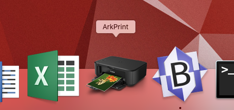 print-from-dock