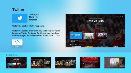 twitter-for-apple-tv