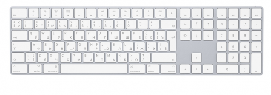 Apple Magic Keyboard Numeric