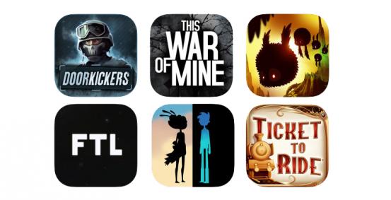 Скидки в App Store