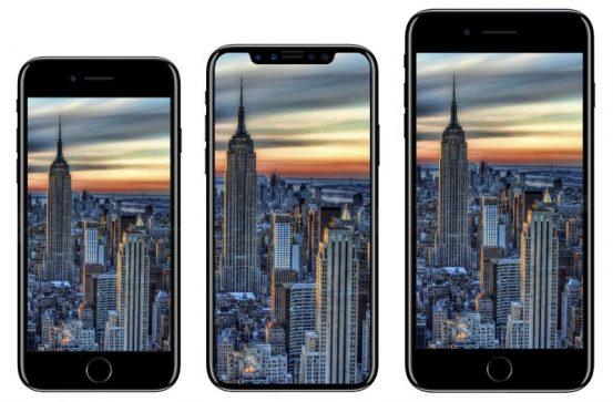 Apple покажет iPhone 8 12 сентября