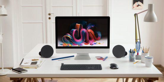 Logitech представила умную клавиатуру Craft и беспроводные динамики MX Sound