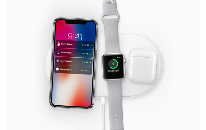 iphone x charging wireless