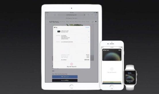 Apple Pay Cash будет работать только в США
