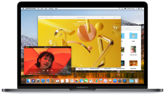 macOS High Sierra – быстрее, лучше, скучнее