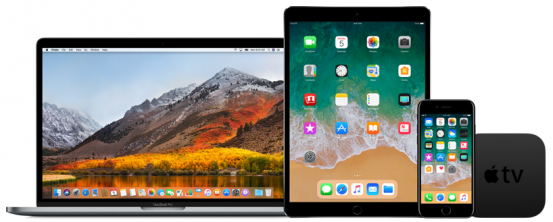Apple выпустила iOS 11, watchOS 4 и tvOS 11