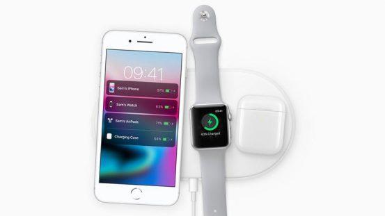 Зарядный коврик AirPower от Apple будет работать только с Apple Watch Series 3