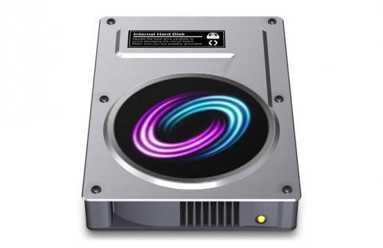 Файловая система APFS не будет поддерживать Fusion Drive в macOS High Sierra