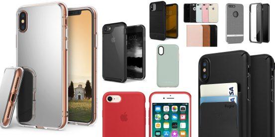 Лучшие чехлы для iPhone X, 8 и 8 Plus
