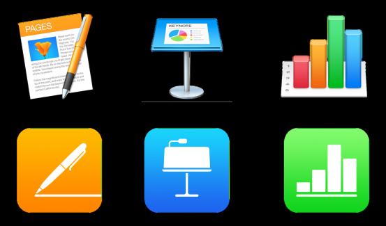 Офисный пакет iWork для iOS и Mac получил обновление под стать выходу iOS 11