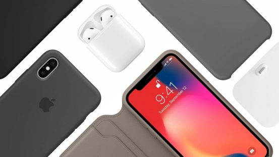 Новый чехол-раскладушка для iPhone X работает как Smart Cover